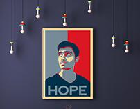 Divorce Attorney - HOPE Poster