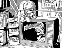 Jellychild Manga