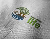 Herovillain Life: Logo Revamp