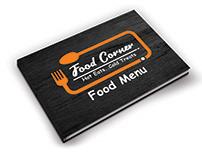 Food Corner Branding Designs