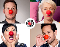 Red Nose Day 2016 -- Project Managment