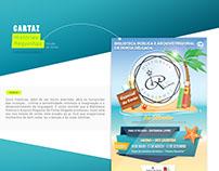 Cartaz Histórias Requinhas - Biblioteca Pública PDL