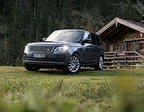 LAND ROVER // LIFESTYLE PRODUCTION