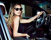 Maserati Female Targeted Test Drive Activity