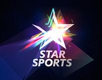 STAR SPORTS NETWORK BRANDING