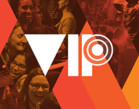 VIP Guest Services Identity Branding | DC Metro Church