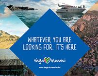 South African Tourism: Vaya Mzansi