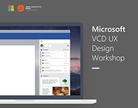 Microsoft UX Workshop