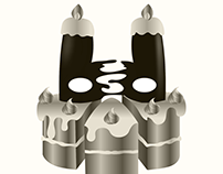 RabbitPoop - animated stickers