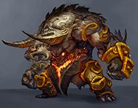 Demontaur- Battle Chasers Creature Contest!