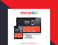 What's Up BGC Media Kit - MOCKUP #4