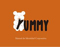 Manual de Identidad Corporativa YUMMY