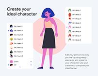 Stubborn - Free Illustrations Generator