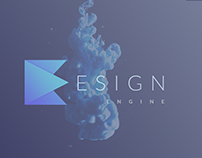 Design Engine Co Logo Showcase