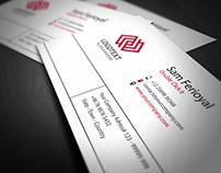 Free Business Card & Letterhead