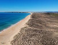 Drone view - Praia dos Salgados
