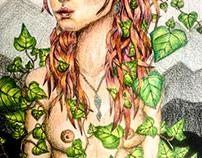 Ilustração Ive Poison