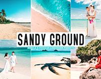Free Sandy Ground Mobile & Desktop Lightroom Presets