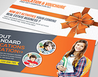 Education Gift Vouchure
