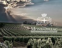Dépliant pour Monbazillac - La cave d'Augustin Florent