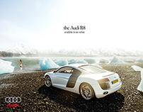 Audi R8 Moofe