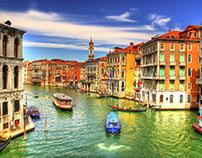 Travel Trip Italy