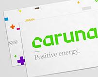 Caruna visual identity