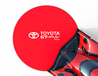 Toyota GT-ONE TS024