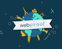 Webproof explainer video