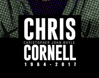 ILUSTRACIÓN | Chris Cornell