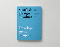 2015 KCDF CRAFT & DESIGN PRODUCT DEVELOPMENT BROCHURE