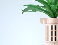 Interior Micro-environment Circulation System-室内微环境循环系统