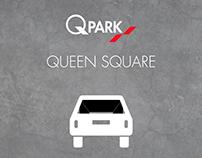 Q-park - Visuel identitet