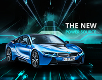 BMW i8 digital activation
