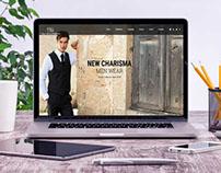 New Charisma Web Tasarım ve Yazılım Projesi