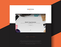 Propera Website