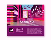 Unofficial Adobe XD Splash Screen 2020