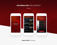 iOS Mobile app for a startup
