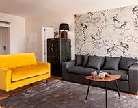 Comércio - Decoration for short rental apartment