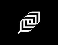 Leaf Logo design / Logomark