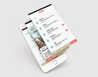 Share House Mobile Application UI/UX Branding Design