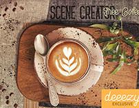 FREE Coffee Scene Creator