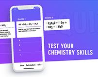 Estequiz - Stoichiometry Game App