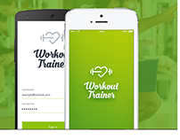 Workout Trainer application - Fitness App
