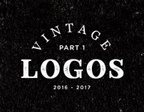 Vintage Logos part 1