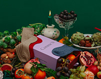 Comme Si Holiday Packaging