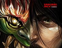 [illustration] Samurai Jack Tribute fanart