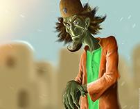 Khayyat bashi Story's bad man