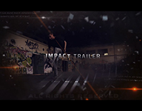 Impact Trailer - After Effects Template videohive
