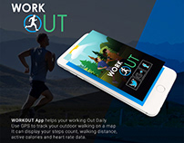 Work-Out Mobile App